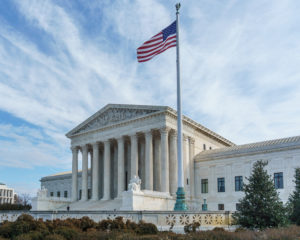 How many trial lawyers sit on the U.S. Supreme Court?